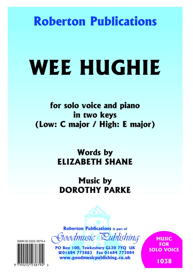 Wee Hughie (low & high keys) image
