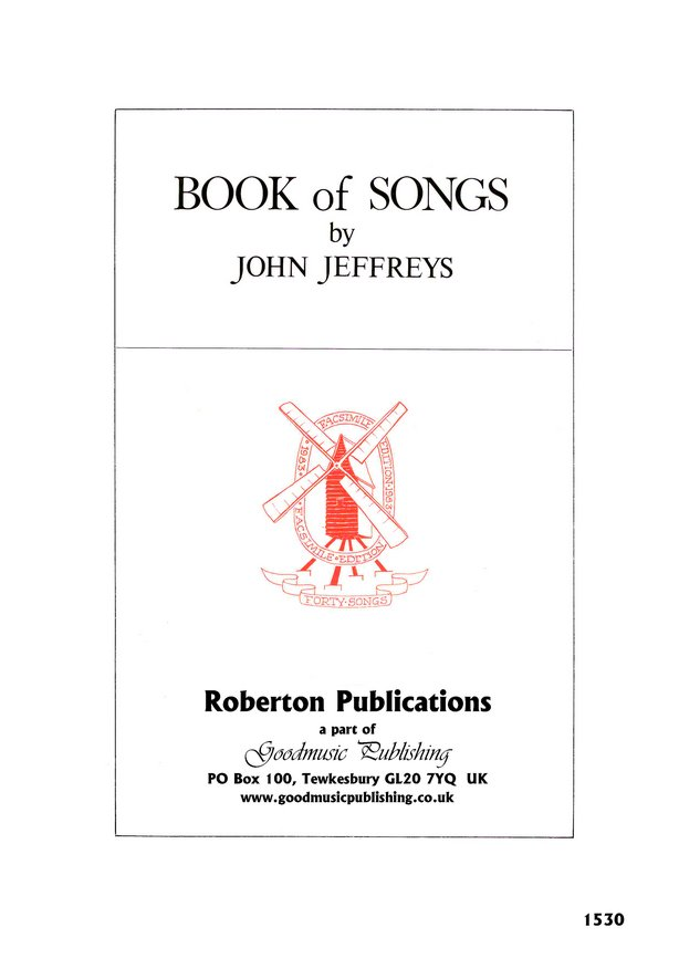 Book of Songs image