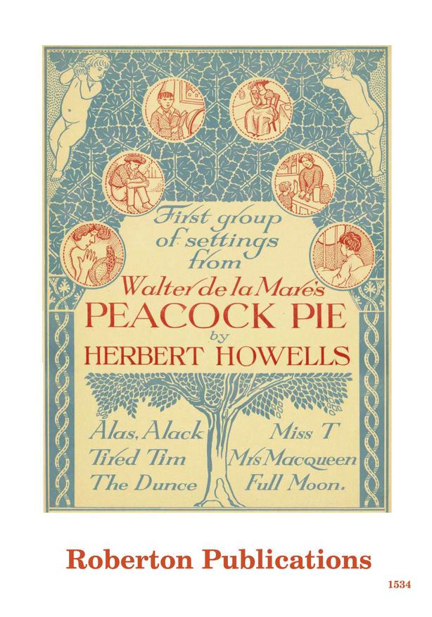 Peacock Pie image