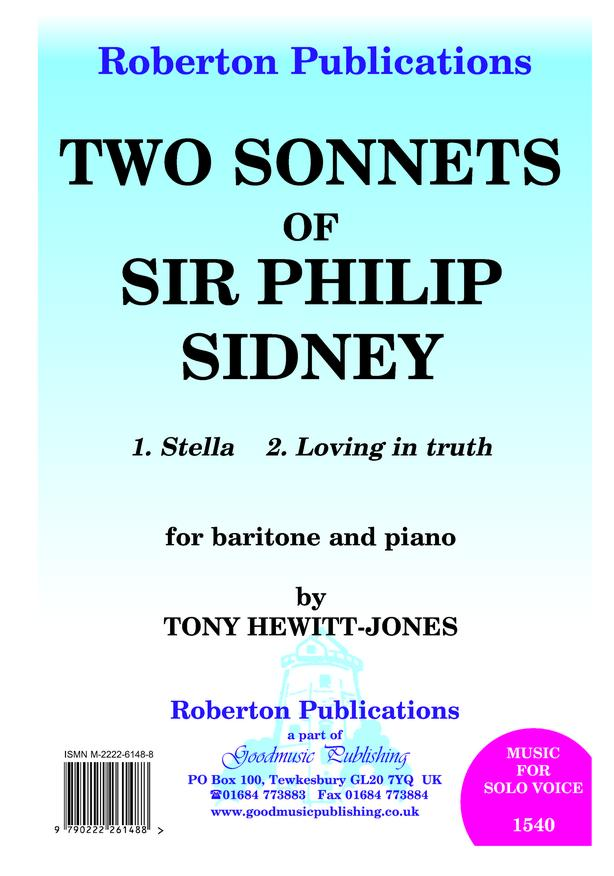 Two Sonnets of Sir Philip Sidney image