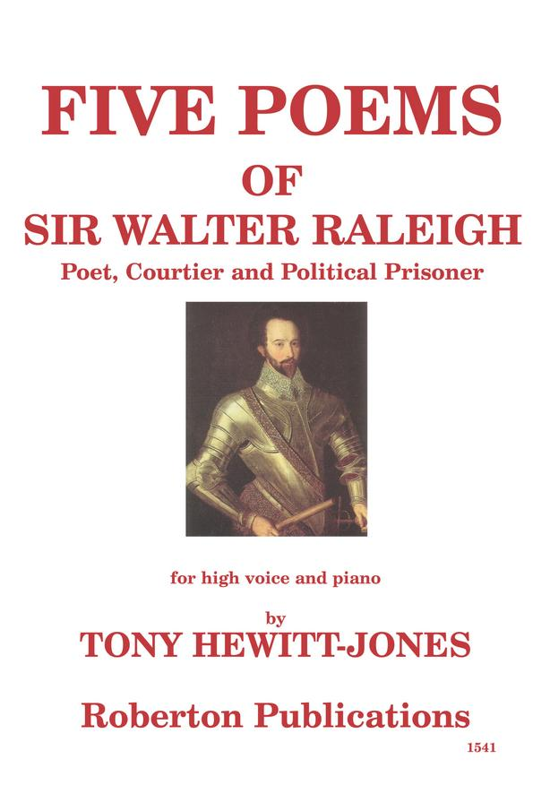 Five Poems of Sir Walter Raleigh image