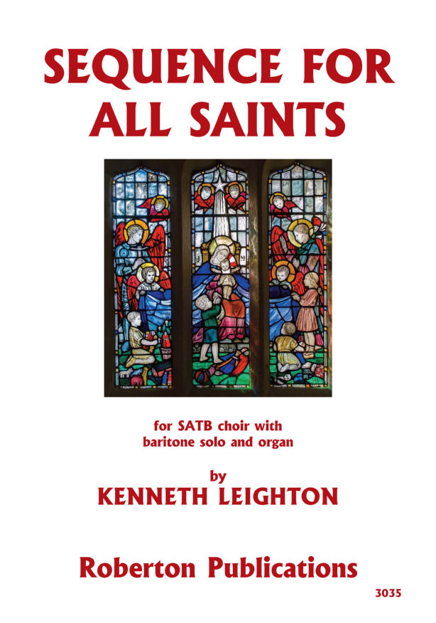 Sequence for All Saints image