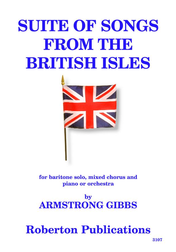 Suite of Songs from British Isles image