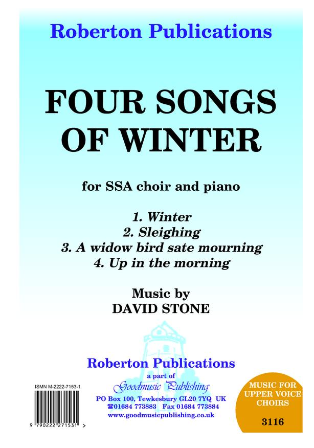 Four Songs of Winter complete image