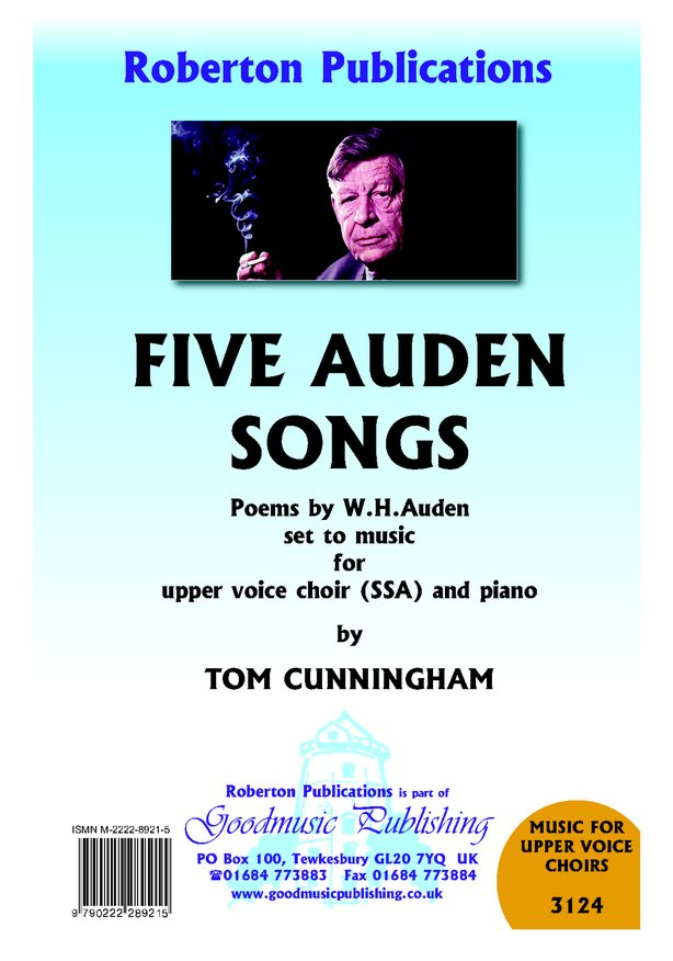Five Auden Songs image