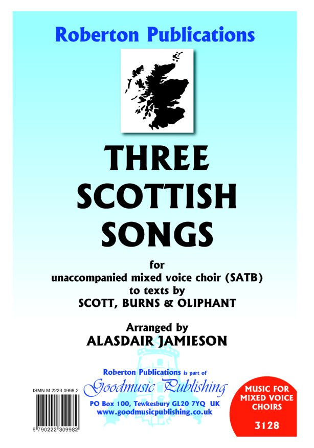 Three Scottish Songs image
