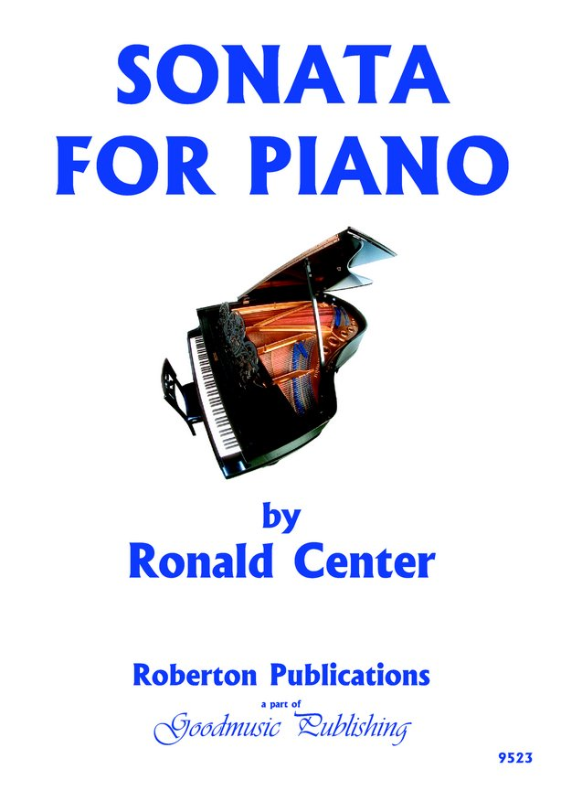 Sonata for Piano image