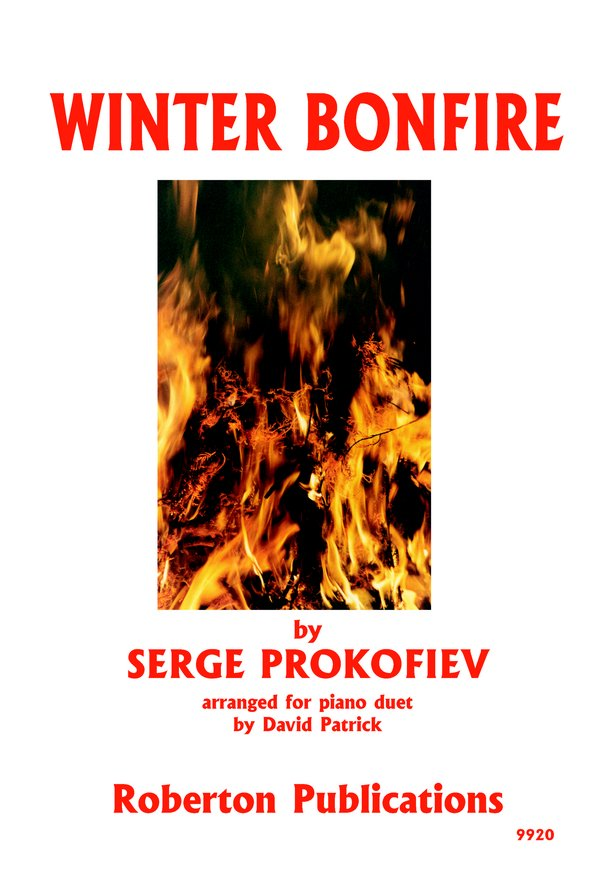 Winter Bonfire (arr.Patrick) image