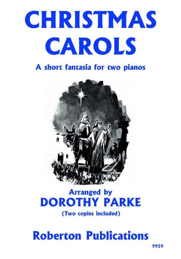 Christmas Carols - A Short Fantasia image