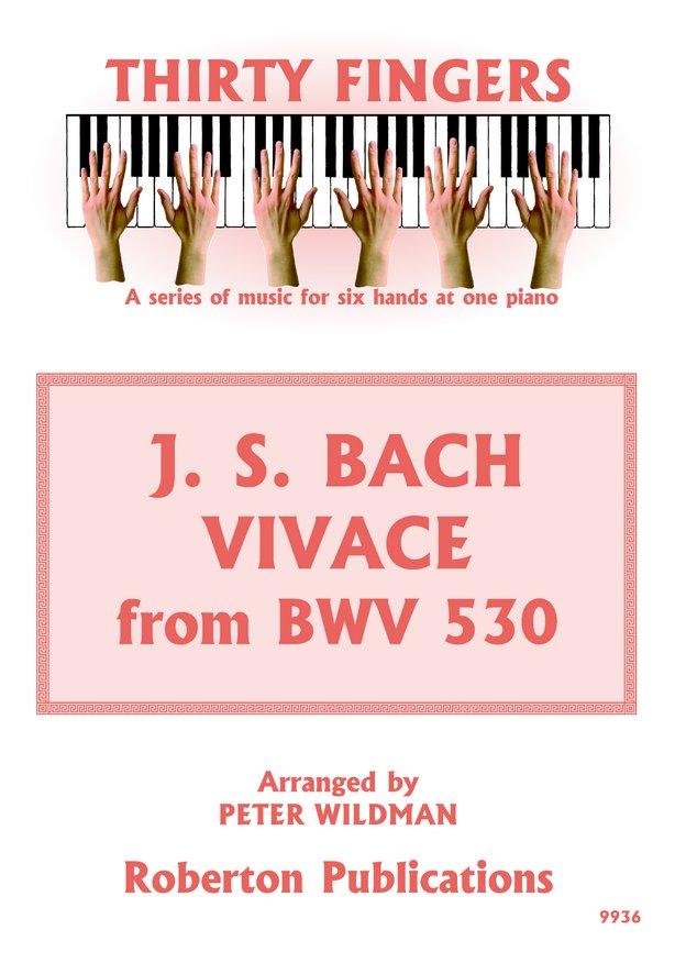 J.S.BACH - VIVACE
