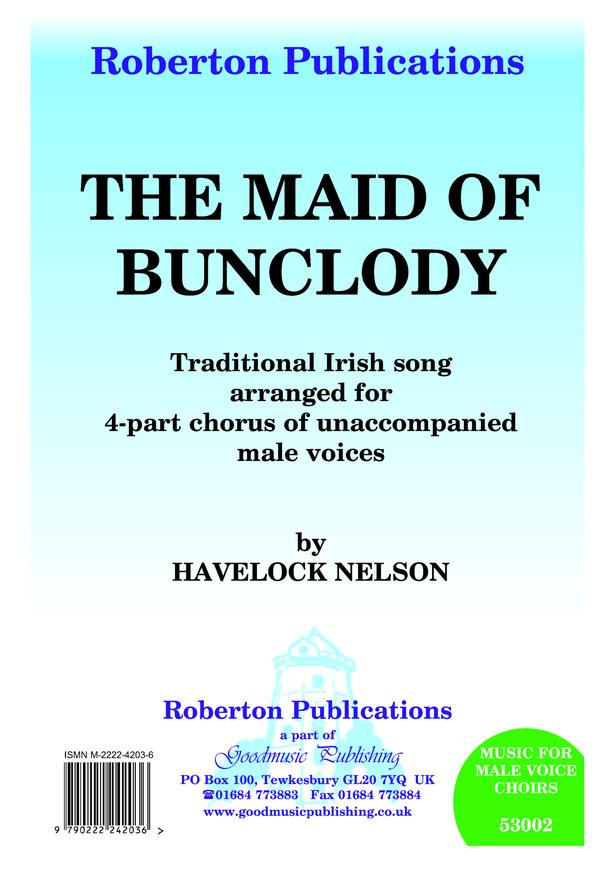 Maid of Bunclody image