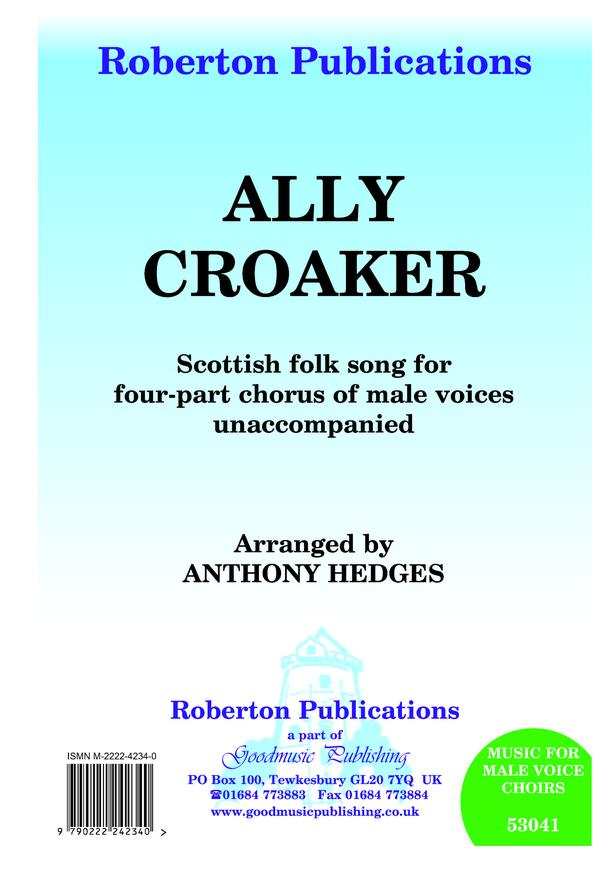 Ally Croaker image