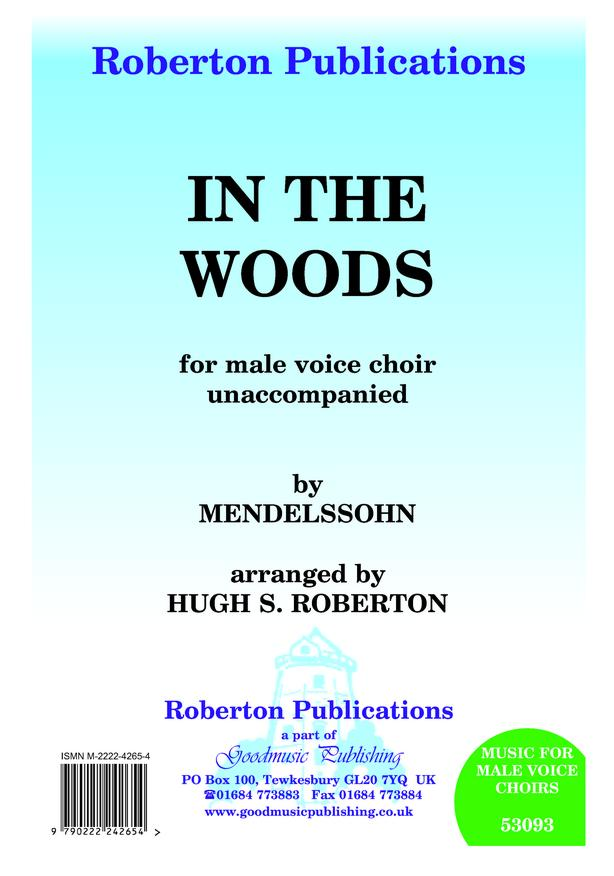 In the Woods (arr.Roberton) image