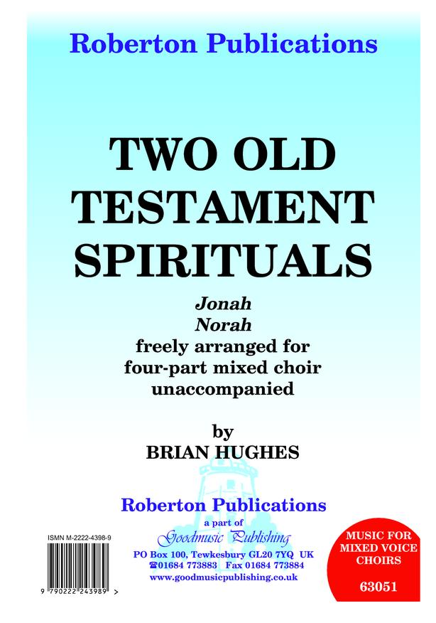 Two Old Testament Sprituals image