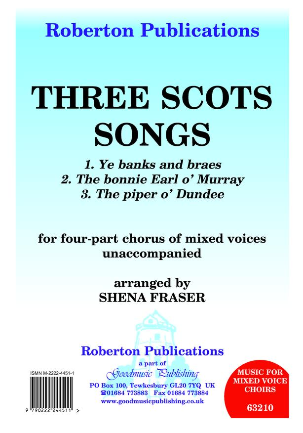 Three Scots Songs image