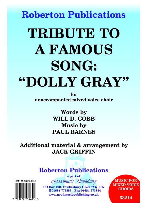 Tribute To a Famous Song:Dolly Gray image