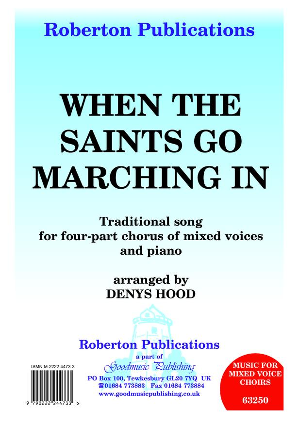 When the Saints Go Marching in image