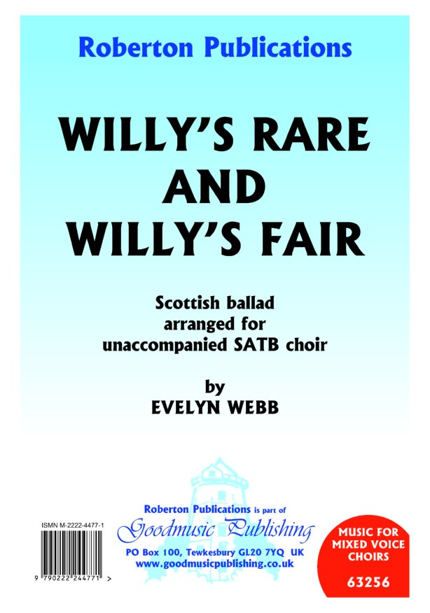 Willy's Rare and Willy's Fair image