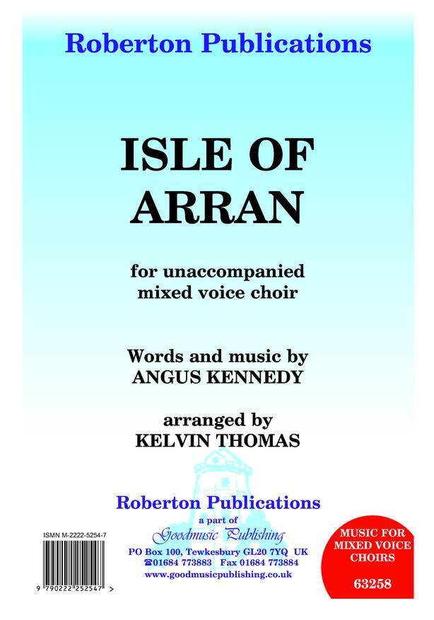 Isle of Arran (arr.K.Thomas) image