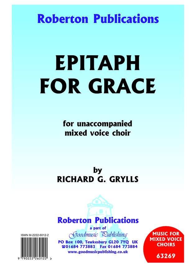 Epitaph for Grace image