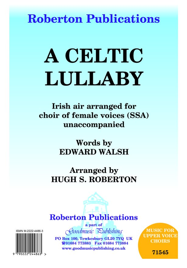 Celtic Lullaby image