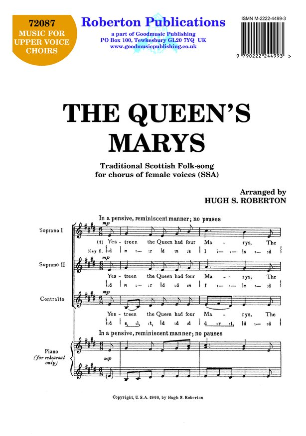 Queen's Marys image