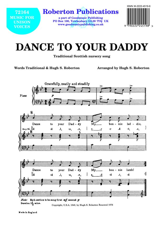 Dance To Your Daddy image