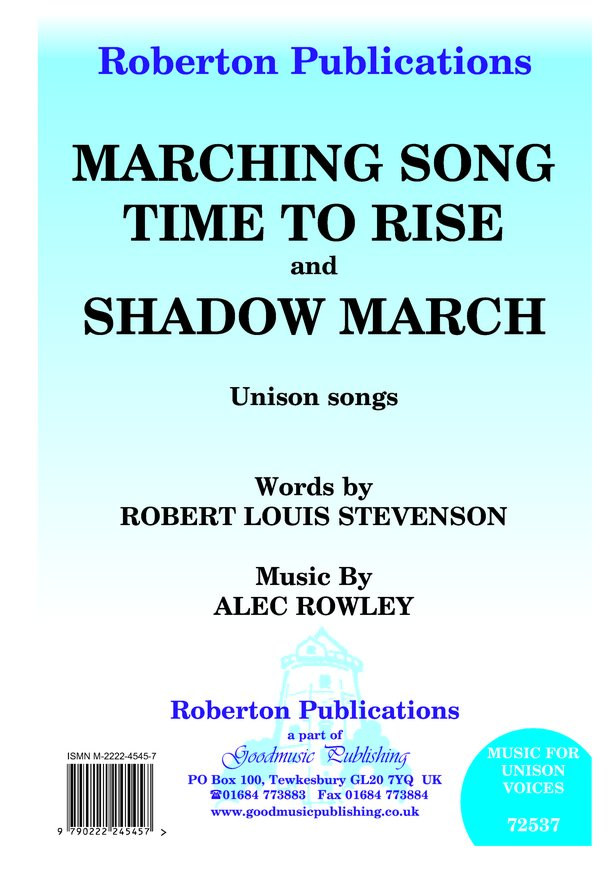 Marching Song / Time To Rise / Etc. image