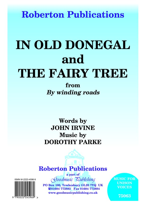 Fairy Tree / In Old Donegal image