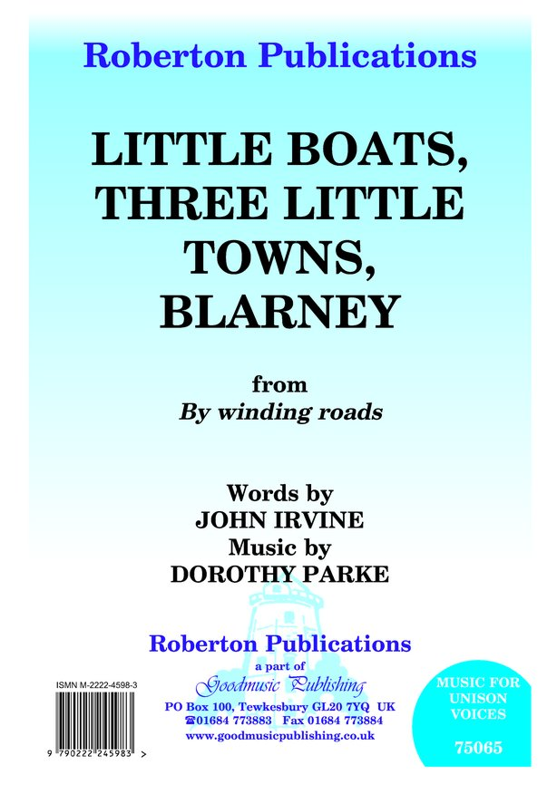 Blarney/Little Boats/3 Little Towns image