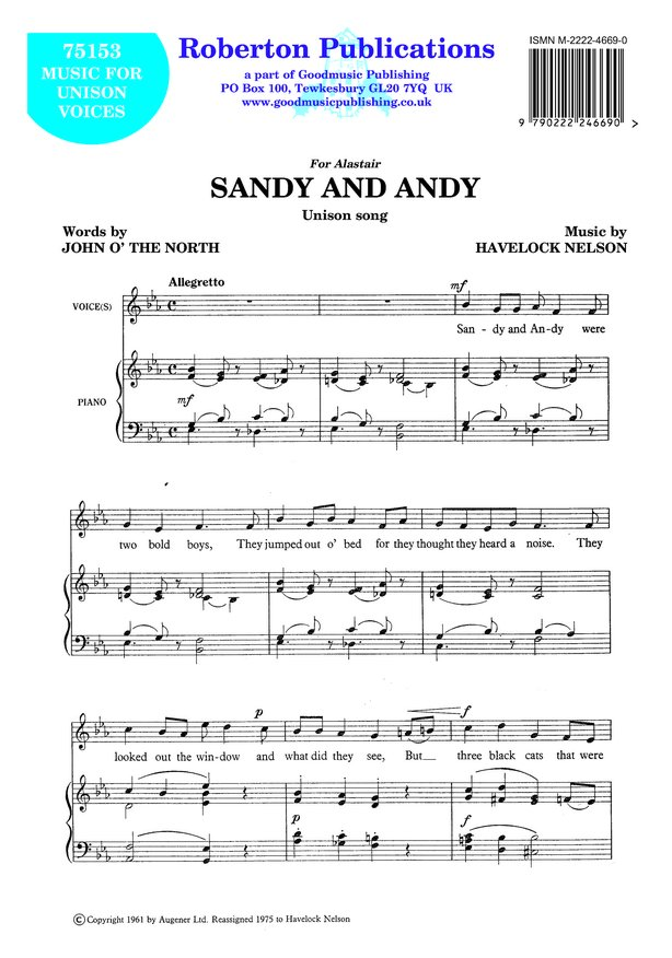 Sandy and Andy image