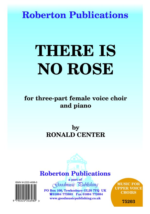 There Is No Rose image