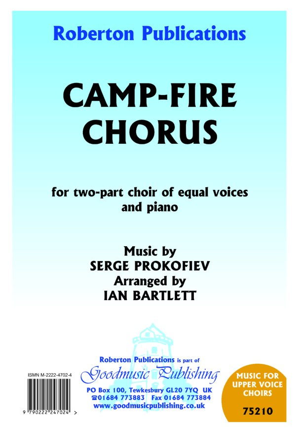 Camp-fire Chorus image