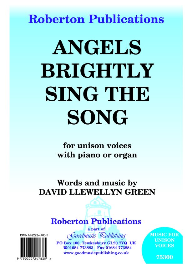 Angels Brightly Sing the Song image