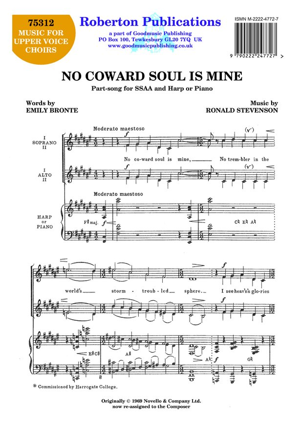 No Coward Soul Is Mine image