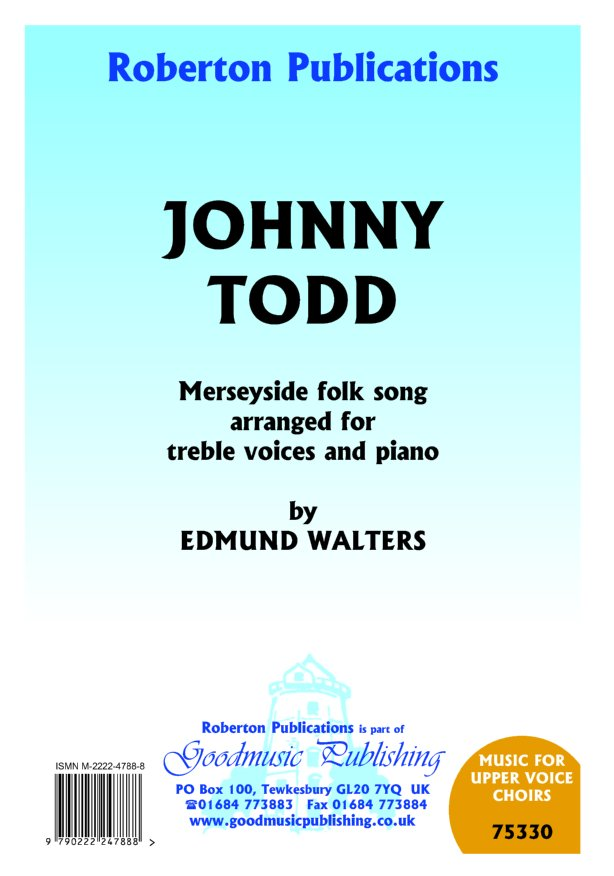 Johnny Todd image