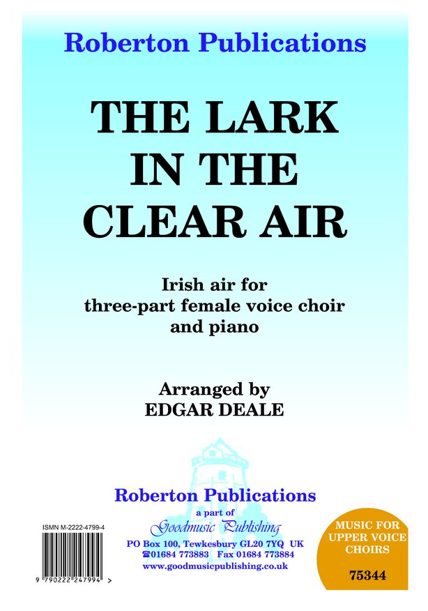 Lark in the Clear Air image