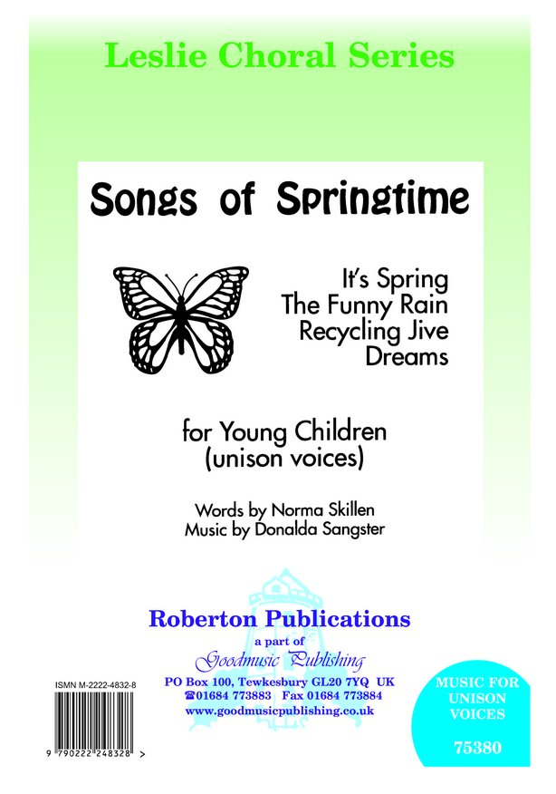 Songs of Springtime image