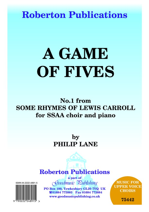 Game of Fives image