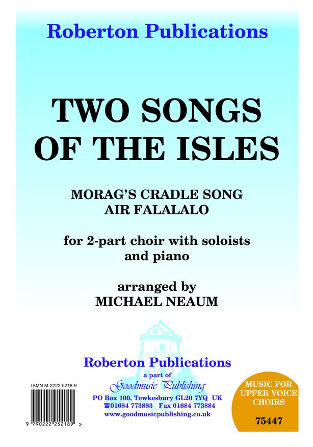 Two Songs of the Isles image