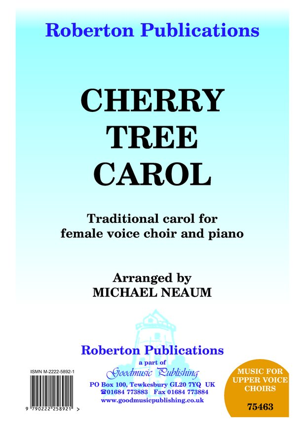 Cherry Tree Carol image