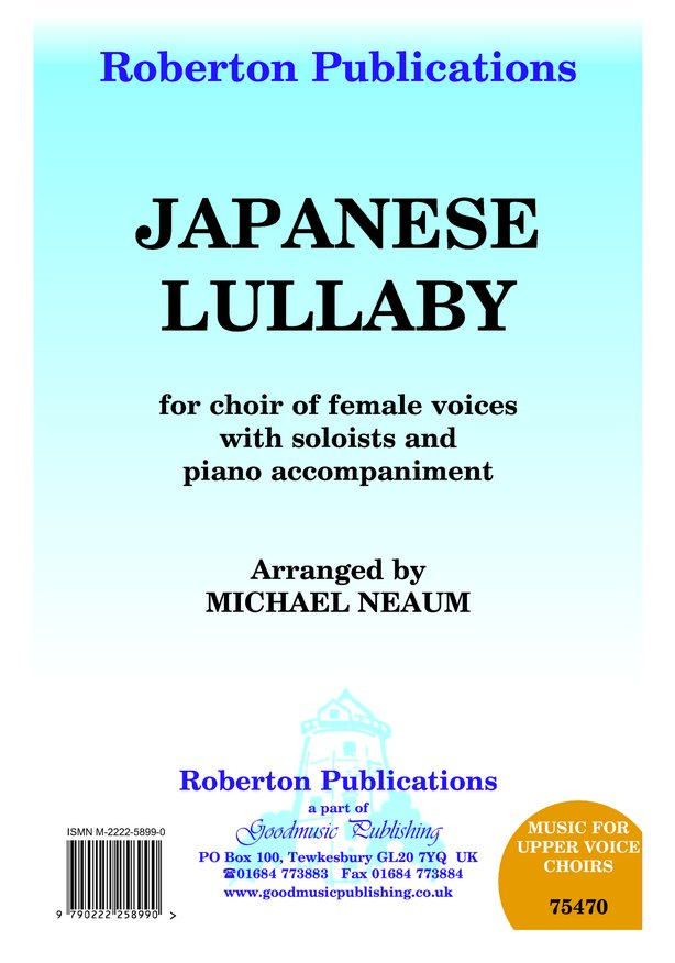 Japanese Lullaby image