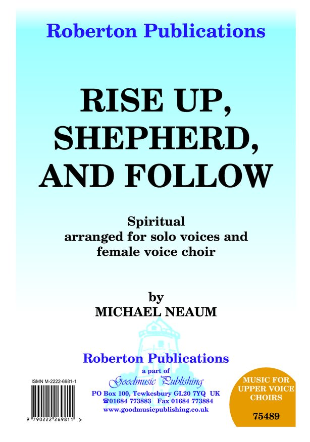 Rise Up Shepherd and Follow image