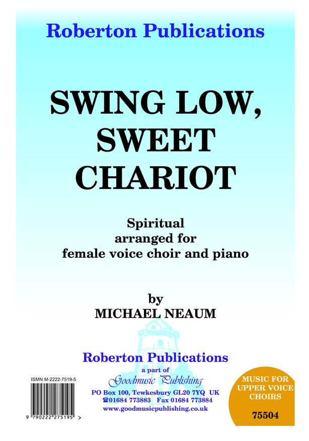 Swing Low Sweet Chariot image
