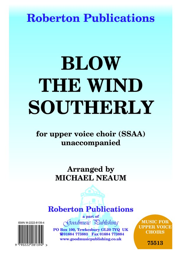 Blow the Wind Southerly image