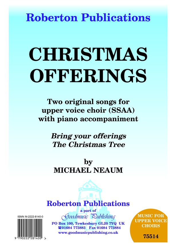 Christmas Offerings (two songs) image