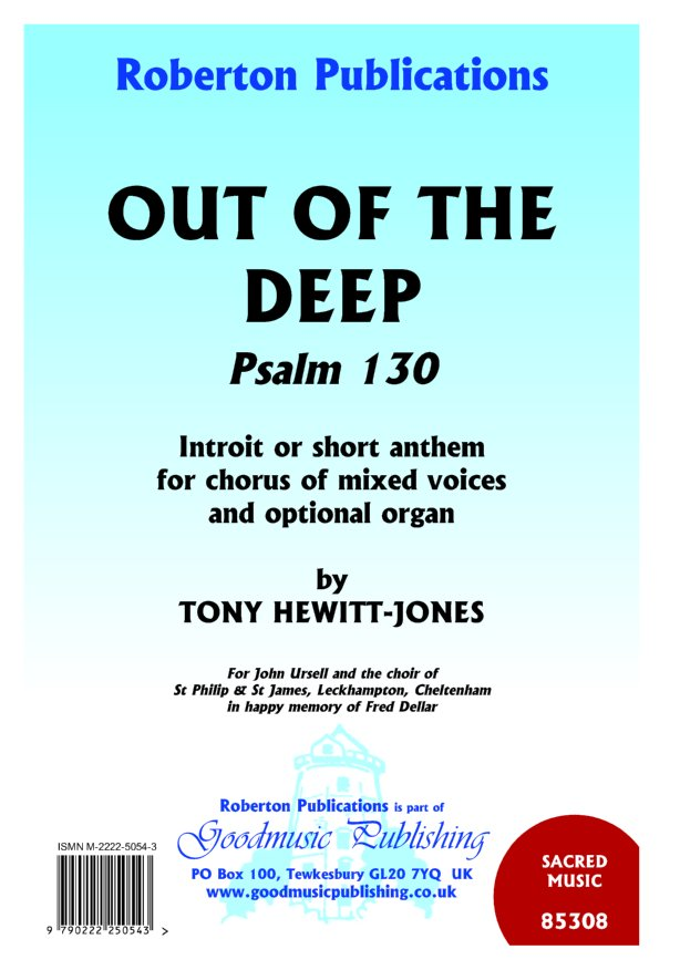 Out of the Deep (Psalm 130) image