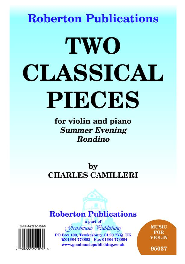 Two Classical Pieces image