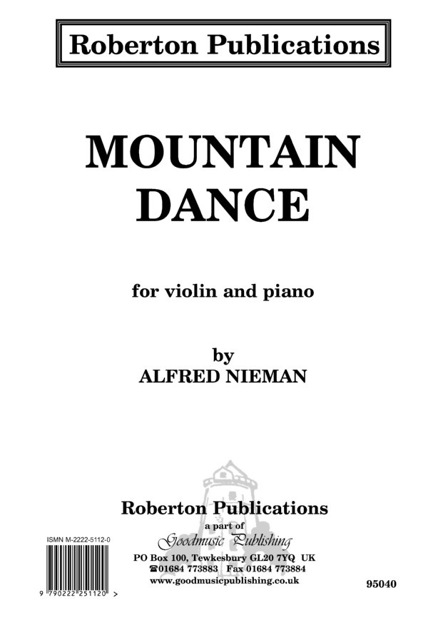 Mountain Dance image