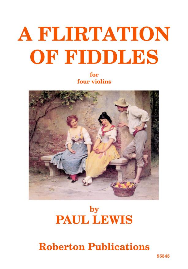 Flirtation of Fiddles image